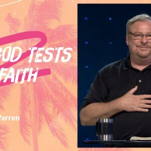 The Testing of Our Faith